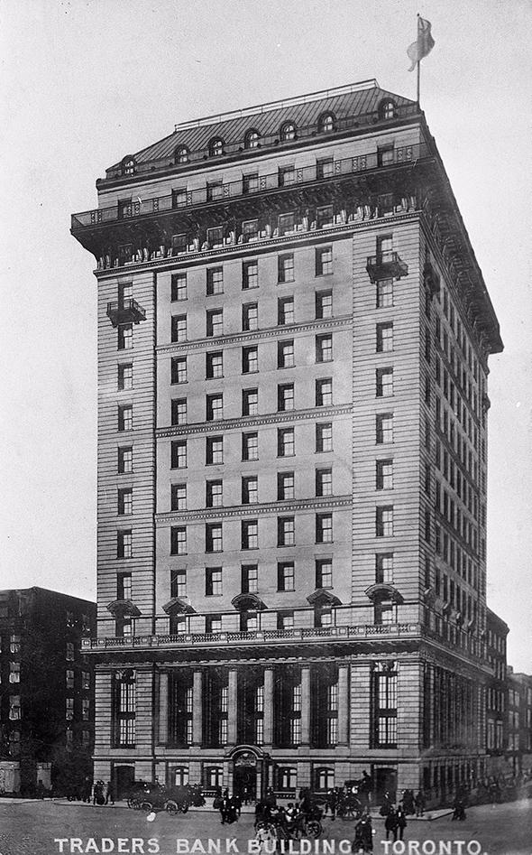 Traders Bank Building-2(TorontoPublicLibrary)